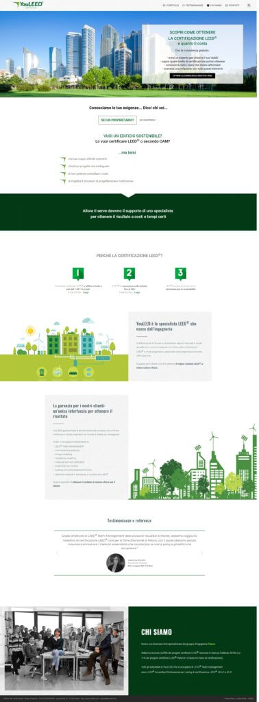 Youleed specialisti green building